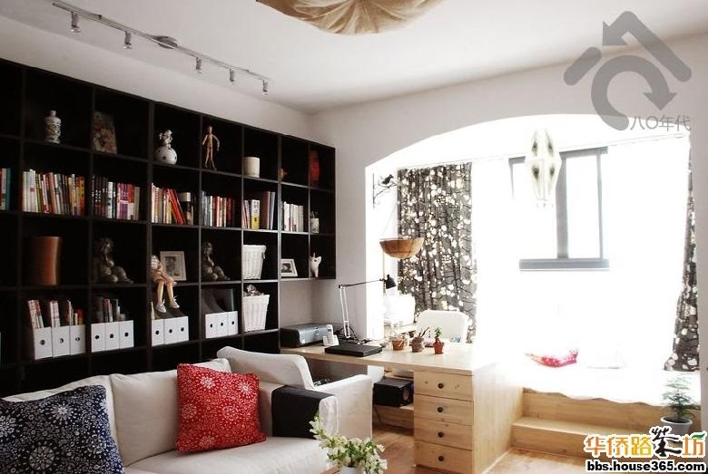 这是我原来想要的客厅