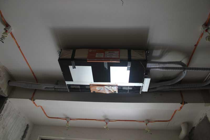 系统:中央空调 采暖 新风 水处理 热水循环等 品牌:三菱电机