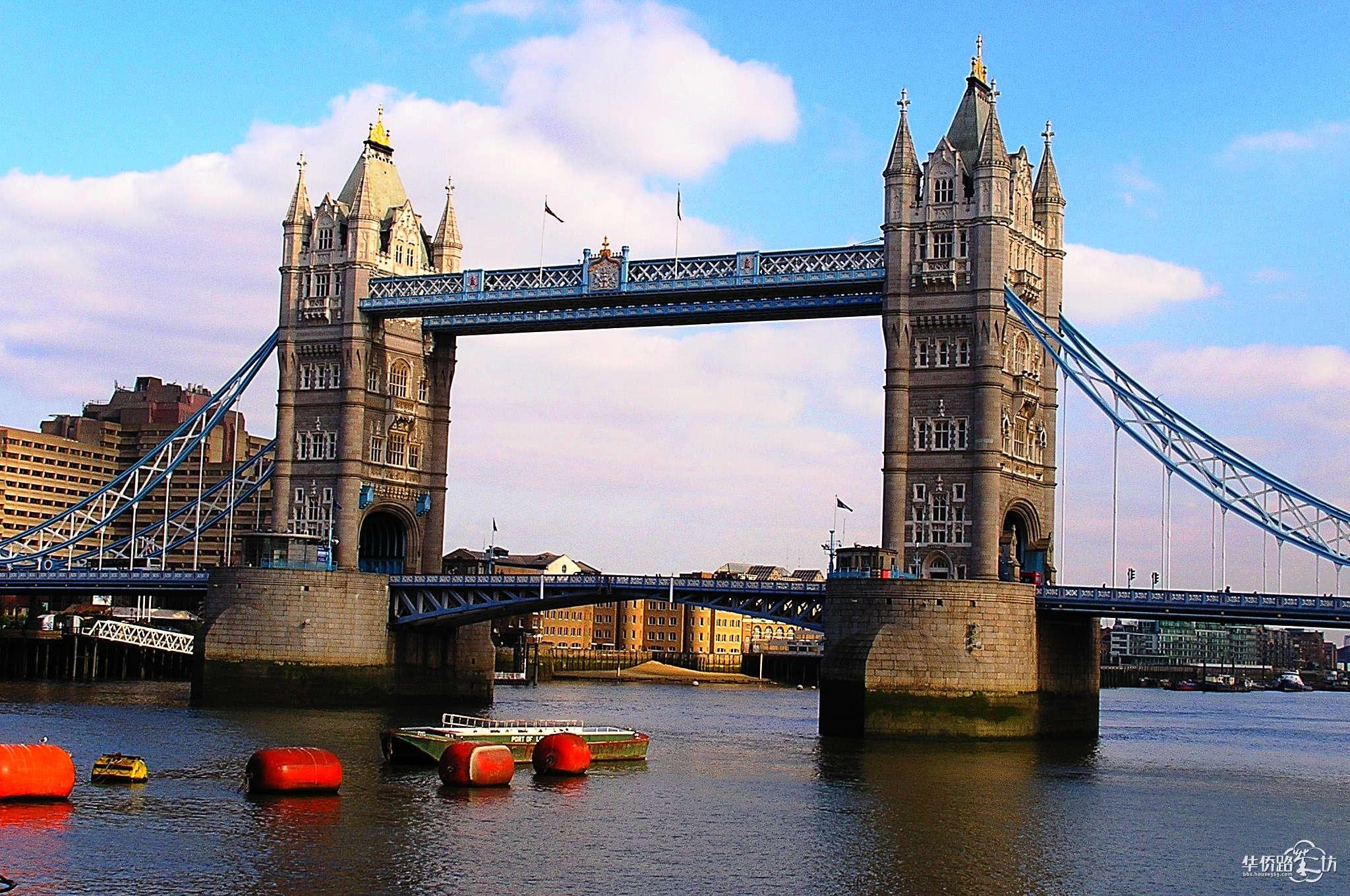 伦敦行记(二)----伦敦塔桥