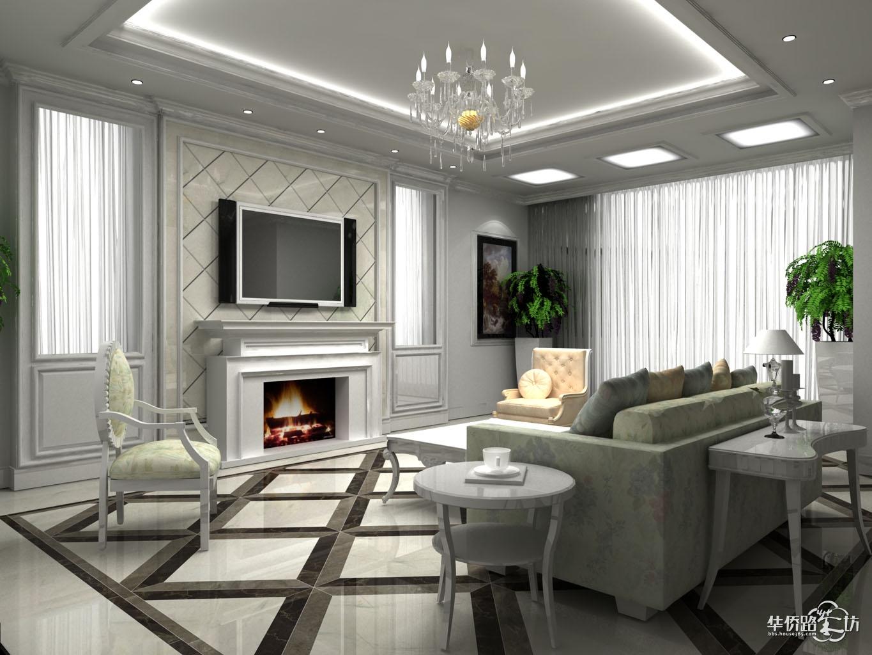 客厅瓷砖选购攻略 让家高端大气上档次