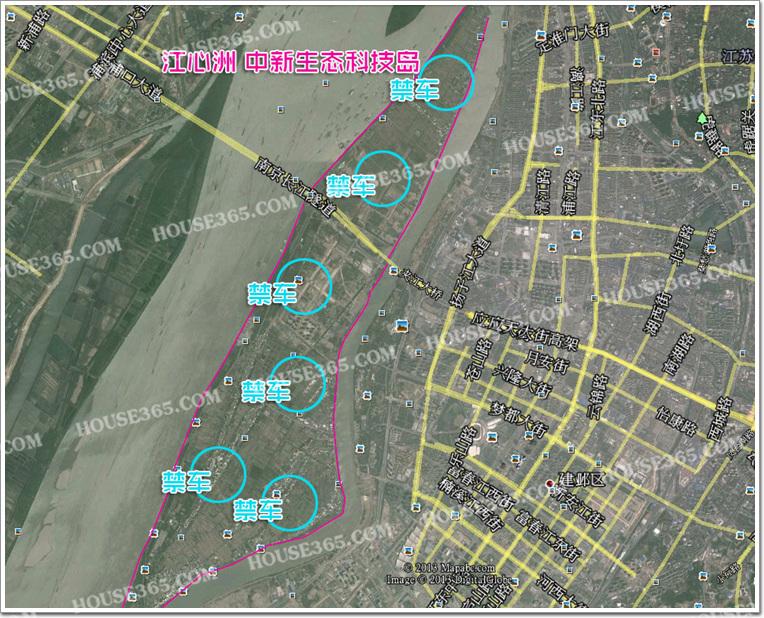 环岛路步行,低碳公交走廊,江岛新天地,画图告诉你在哪里实现!