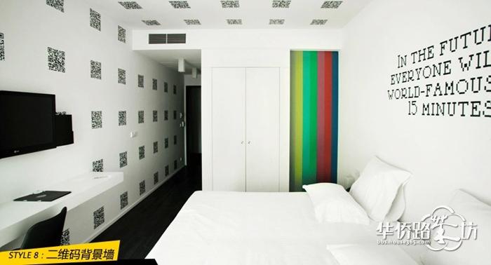 涂鸦壁纸效果,墙纸时代,手绘涂鸦背景墙!亮瞎你的双眼
