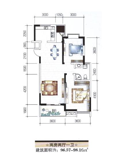 中兴西湖花园3室 多层 精装无税 设施齐全 真实房源 看房方便