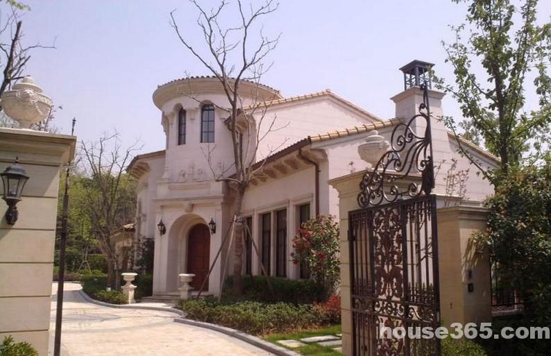 九溪玫瑰园品位职业7年房产带你楼盘玫瑰园百年管家.别墅的有郑州山历史图片