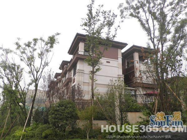 重庆二手房出售 巴南二手房 东海定南山 四合院别墅 交8万抵25万