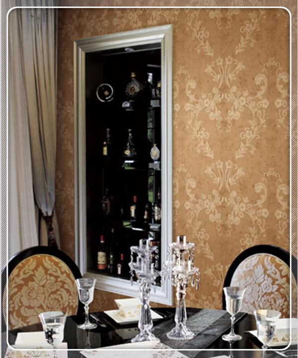 九月天墙纸布艺之欧式风格壁纸-产品价格|报价|图片
