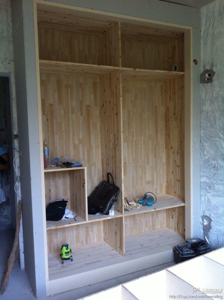 国贸天琴湾在线工地木工阶段_威振邦尼装饰-365家居宝