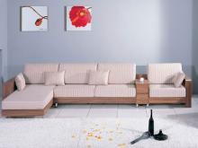 S503板布结合沙发