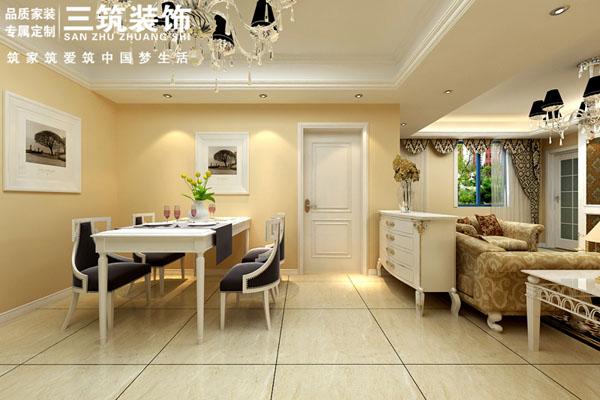 装修装饰要点_室内装修设计效果图|装修案例图万科地产住宅设计案例图片