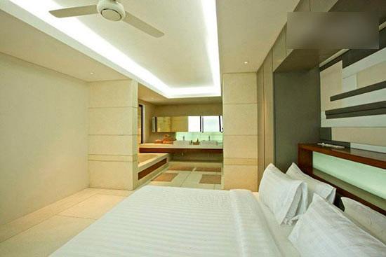 看泰国度假别墅唯美设计 家居屋顶装修效果图