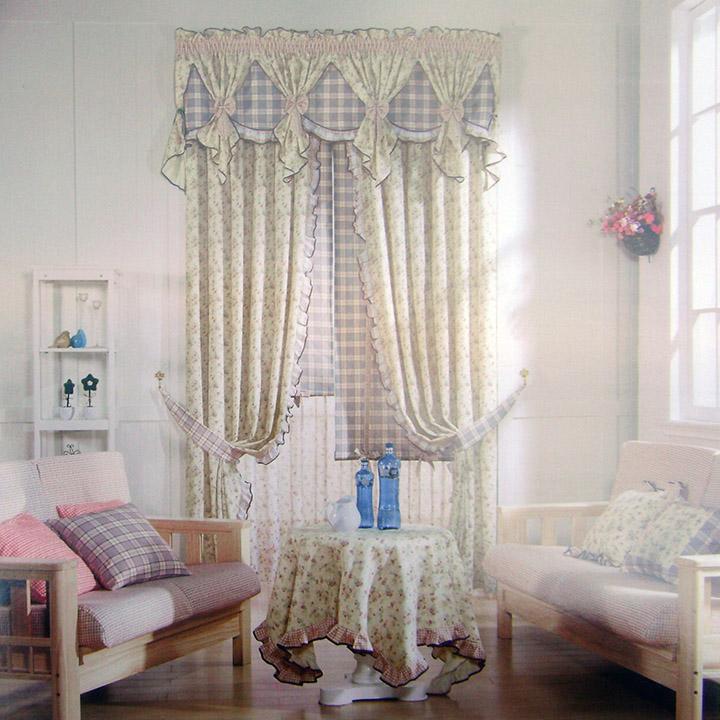 欧式窗帘帘头的做法_中式窗帘款式_中式窗帘的帘头款式_中式窗帘_鹊桥吧