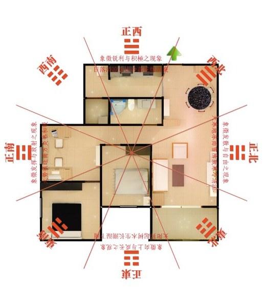 家居住宅平面设计图