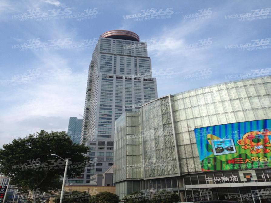 热门楼盘 商茂世纪广场 新街口核心地段
