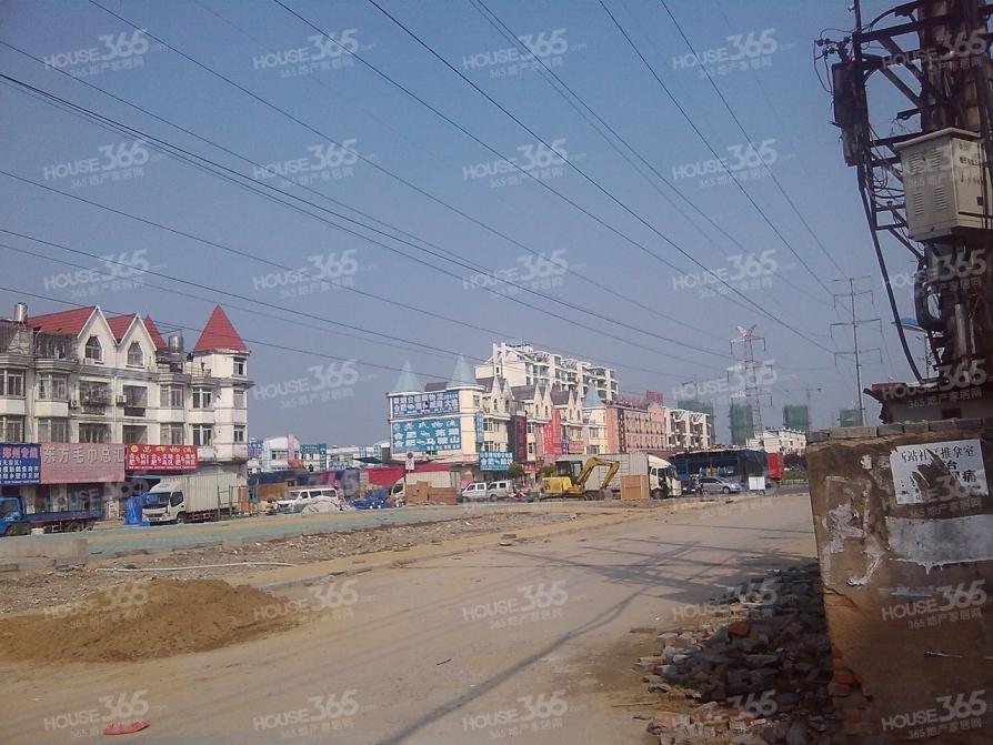 郢中街道风景