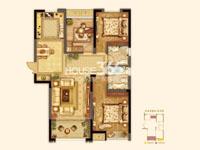 七里香都C1三室两厅两卫约114平