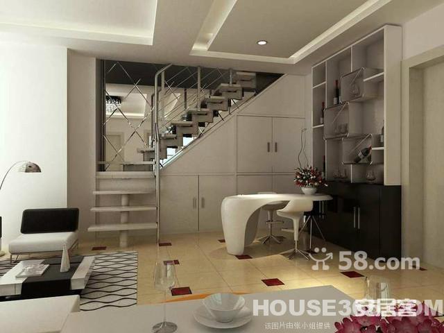 复式公寓水电设计图