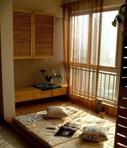 飘窗装修效果图 精致改造案例给你特色空间-365地产