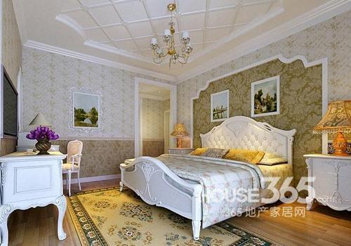 欧式卧室装修效果图 15例迷人设计让你放松身心-365图片