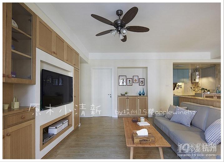 小户型室内设计效果图图片
