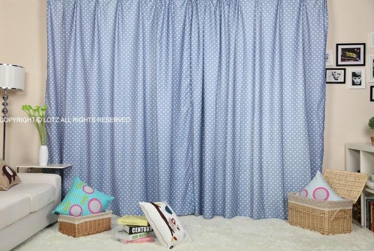 2013客厅装修效果图窗帘图片