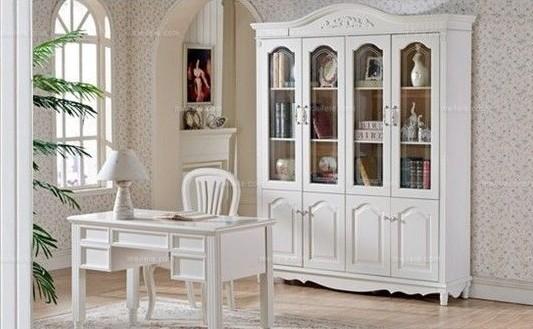 半开放式书房成新宠 特别适合小户型家居装修