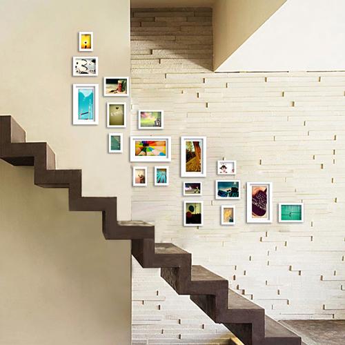 照片墙_> 创意照片墙效果图,大家一起来看看吧!