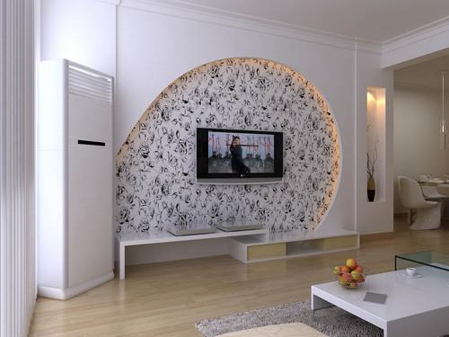 家装壁纸装修效果图 美丽的墙面会说话