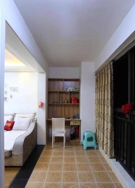 卧室阳台装修效果图 专属休闲空间-365地产家居网